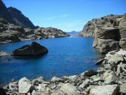 Uno dei laghi piccoli delle Forcioline