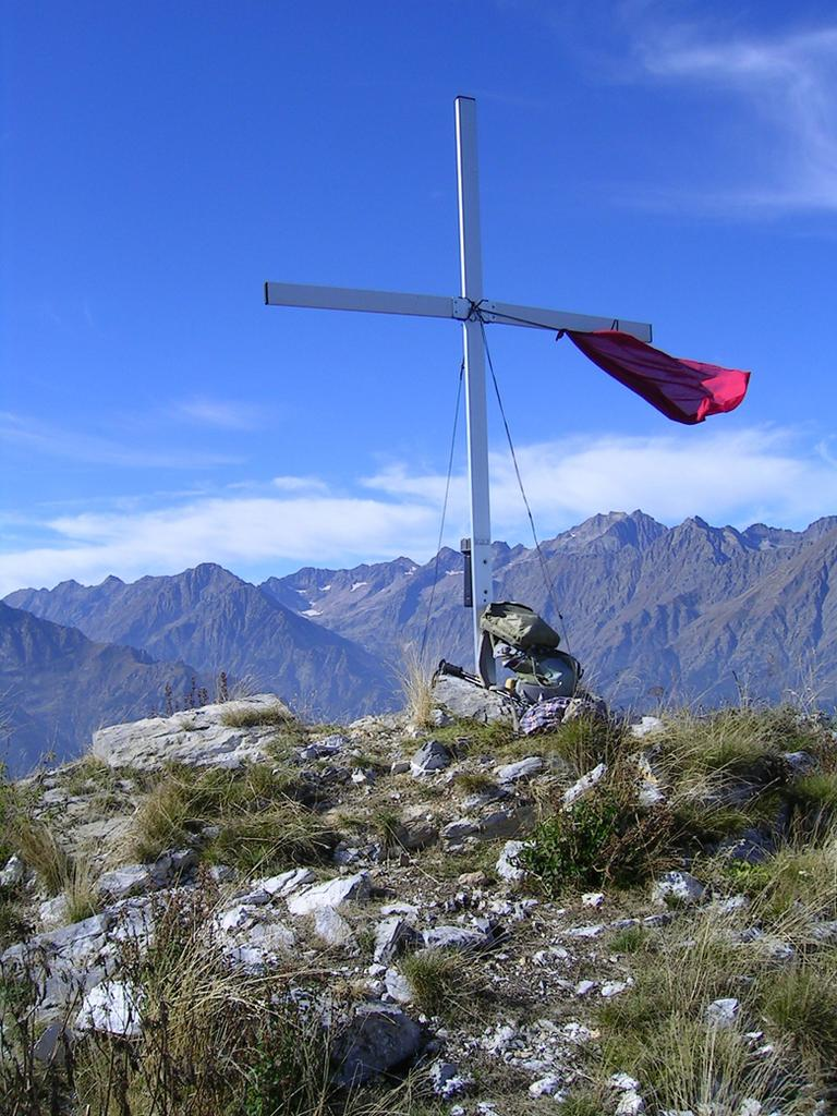 Punta del Van- Croce della vetta