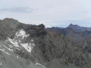 panorama verso la Gran Rousse e la Grivola ,sullo sfondo il Gran Combin