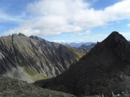 panorama verso la punta Chambave