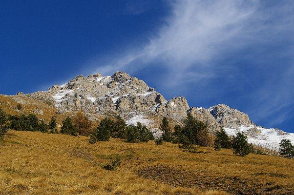 Cialdoletta (Colle di), Neraissa (Colle di) da Sambuco 2006-11-20