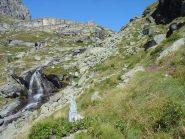 Traverso dopo l'Alpe Balmot