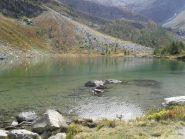 il lago di Arpy e l'ambiente che lo circonda