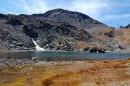 Lago Pontonnet e Tour Ponton.