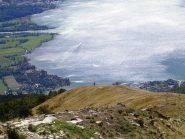 Scendendo dal Monte Berlinghera