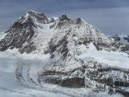 il Gran Combin dalla vetta del Monte Avril