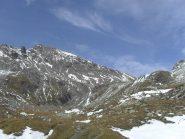 il Mont Avril dall'alpeggio di Thoules