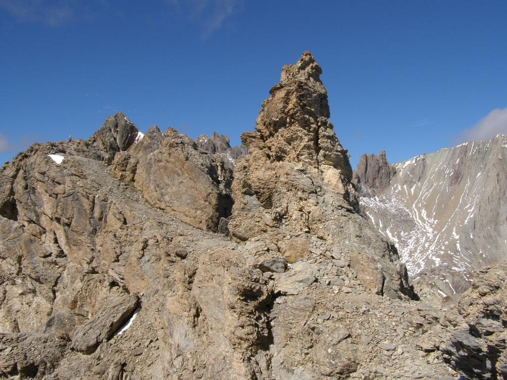 Beraudes (Roche des) da Le Pont de l'Alpe 2010-10-02