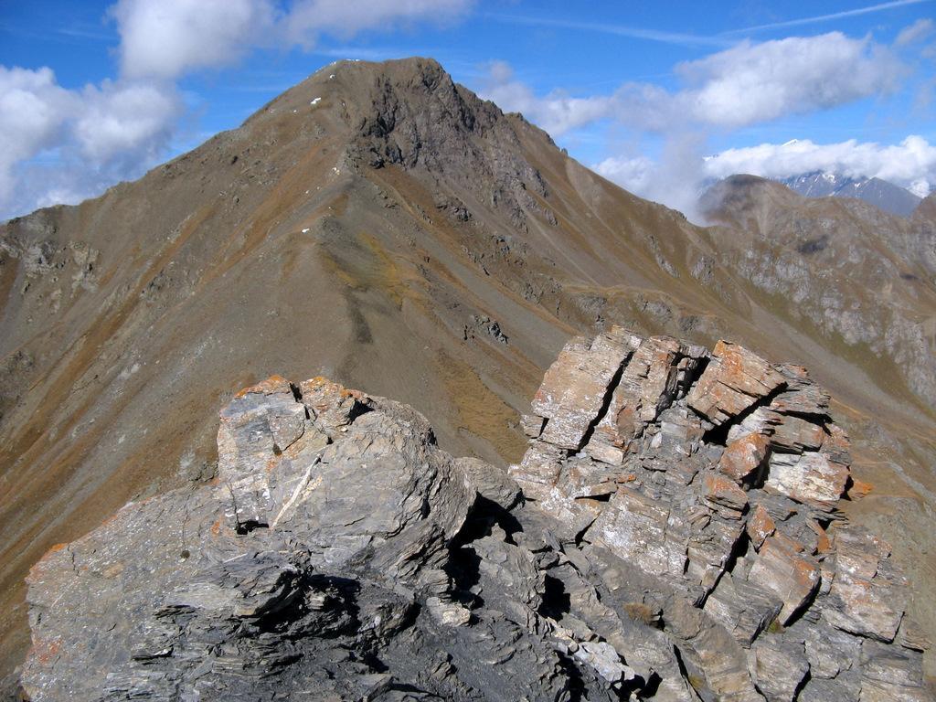 Monte Rosso dalla Leissè