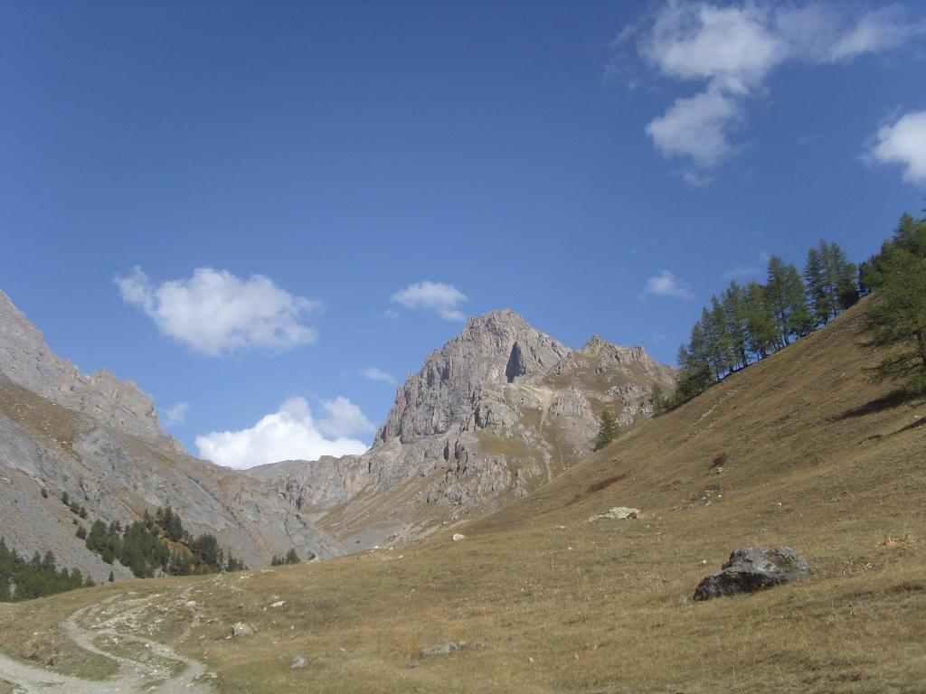 04 - vallone da percorrere verso il Grand Lac