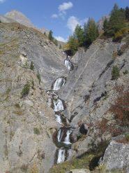 03 - cascatelle salendo all'Alpe du Lauzet