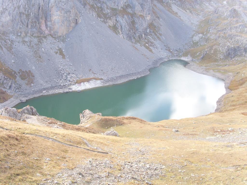 16 - Le Grand Lac visto dal Clos d'Ane