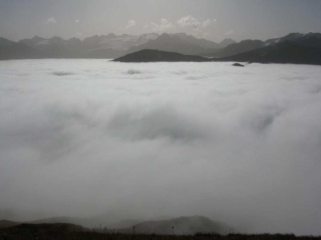 Sopra le nubi, ... il Ruitor