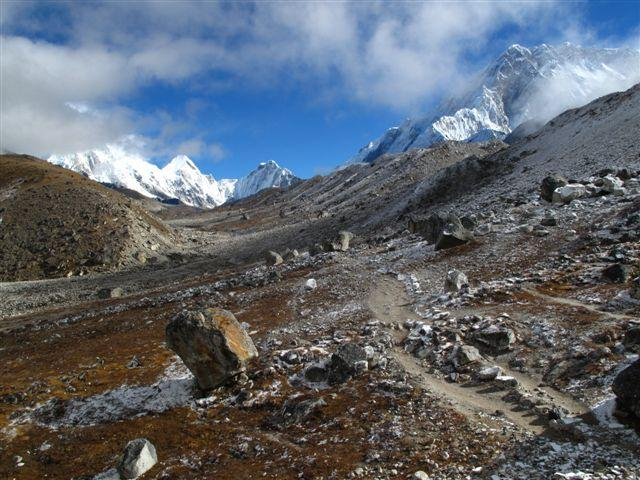 Everest (Campo Base dell') Trekking da Lukla 2010-10-12