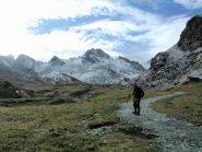 Rocca la Marchisa sullo sfondo