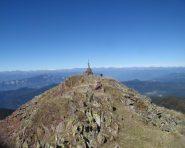La cima del Trapen (m. 2412).