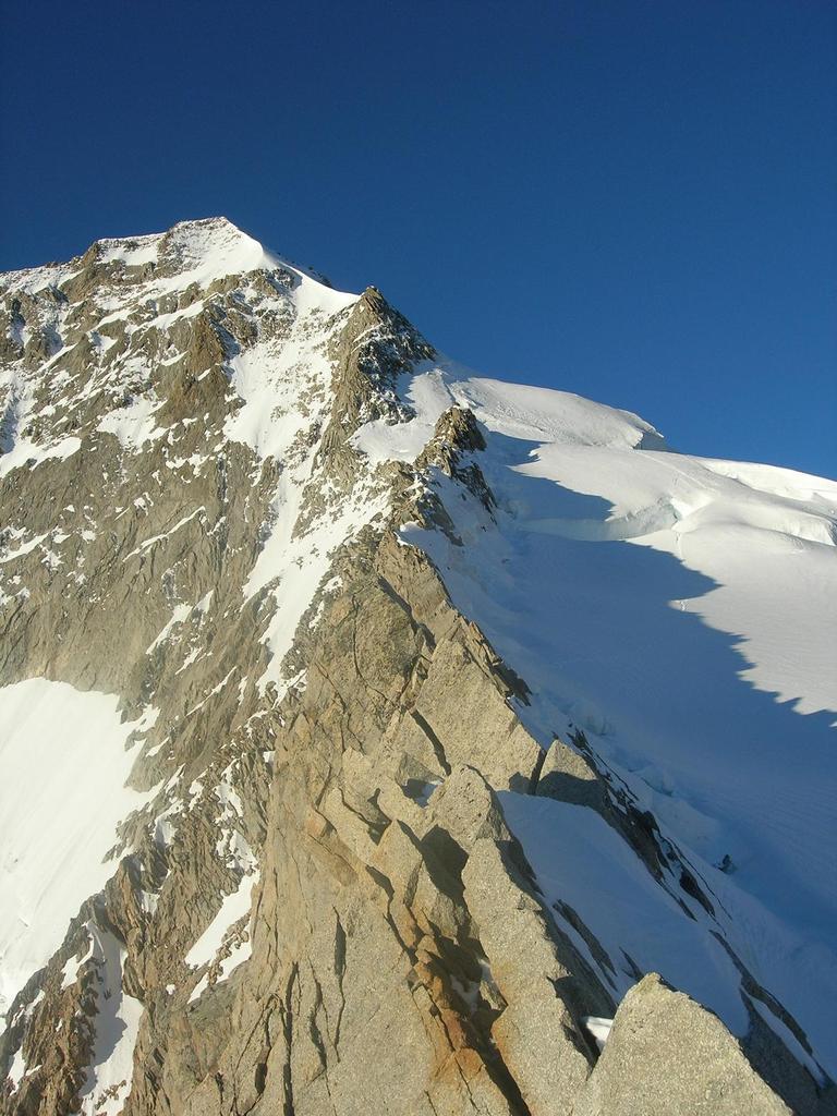 Dolent (Mont) Arete Gallet 2010-10-15