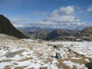 Panorama verso la Valchiusella