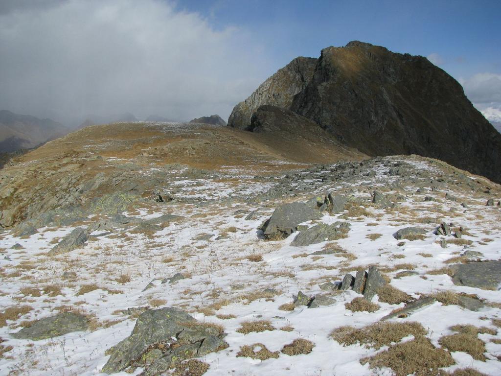Panorama su Monfandì dal Colle Occ. di Pian Tallorno
