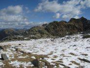 La cresta N-W della Punta della Mionda