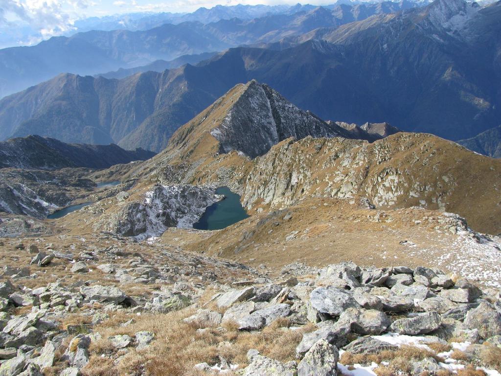 Laghi e Monte Canaussa