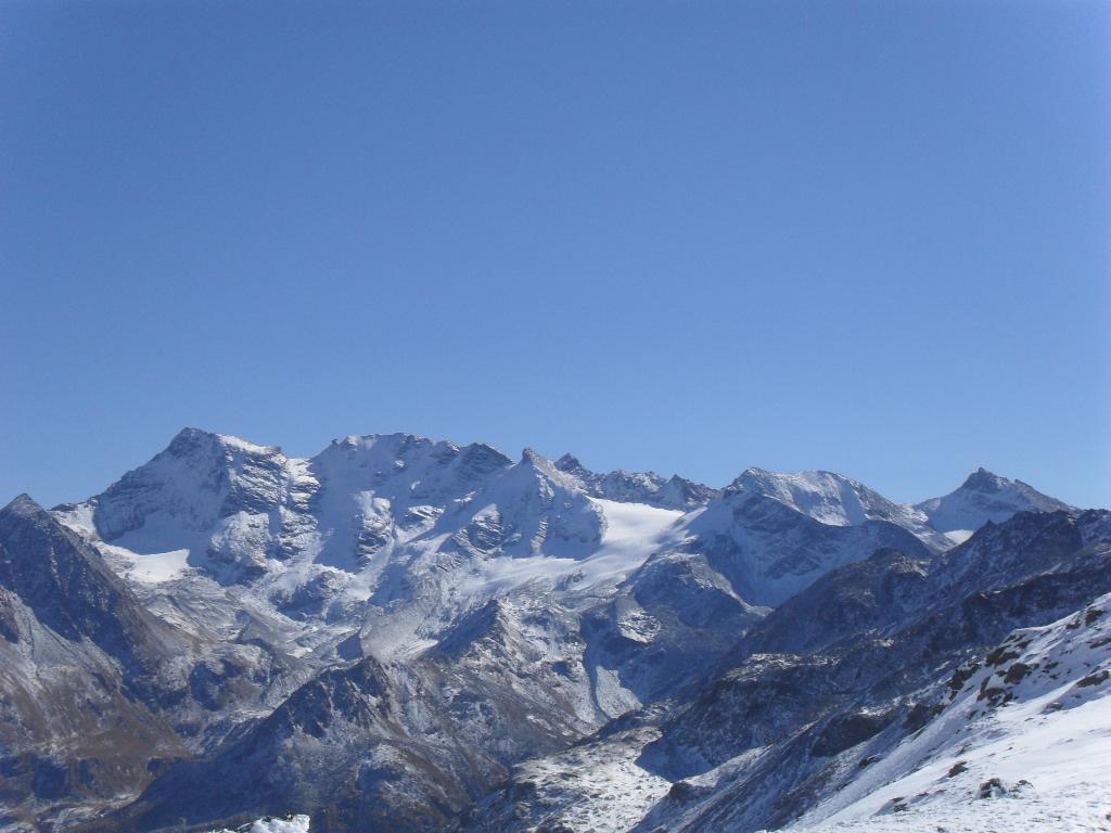 Mont (Col du) da Bivio Surrier-Grand Alpe 2010-10-21