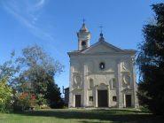 La chiesa di San Valeriano