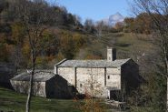 Arrivo alla Certosa di Montebenedetto