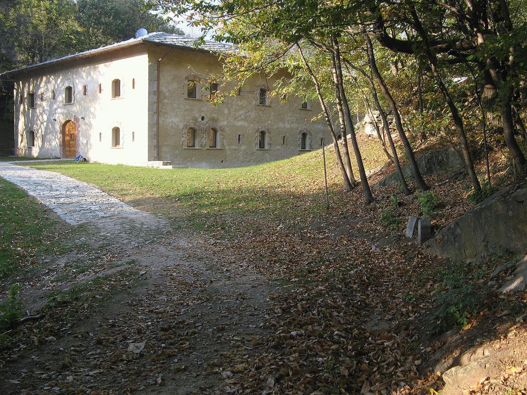 Il Forte di Machaby, recentemente ristrutturato