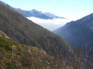 Nebbia nella valle