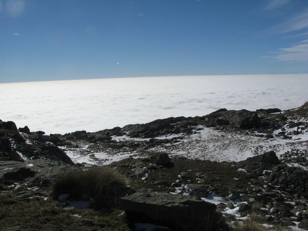 Oceano di nebbie