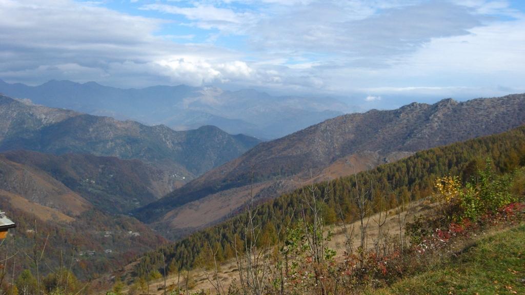 Dal Lys verso la Val di Viù....