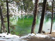 il lago adesso è ancora più magico