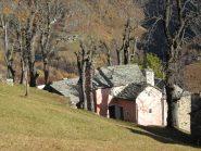 Chiesa all'Alpe Seccio