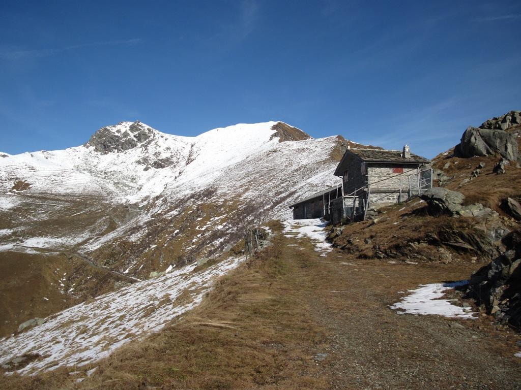 Gias Vej dall'Alpe Zanai