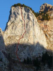 tracciato della via Gruter-Anderruthi