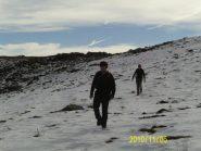 Calpestiamo le prime nevi...