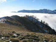 Arrivo all'Alpe Saler