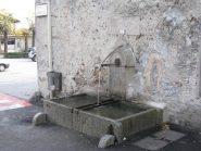 La bella fontana di Quassolo