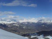 panorami verso Aosta