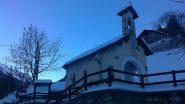 la chiesetta di San Giacomo Demonte