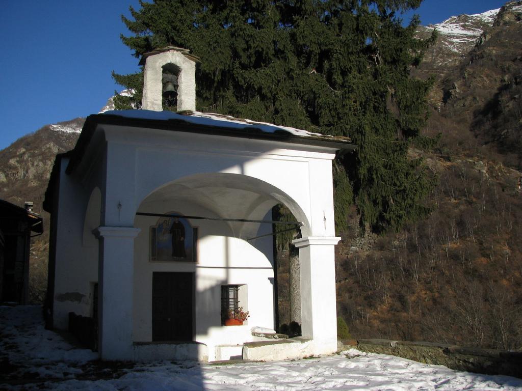 La chiesetta di S. Antonio a Delpizzen