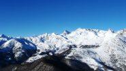Panorama verso l'alta valle....