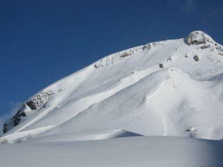 La cima del Corbenas
