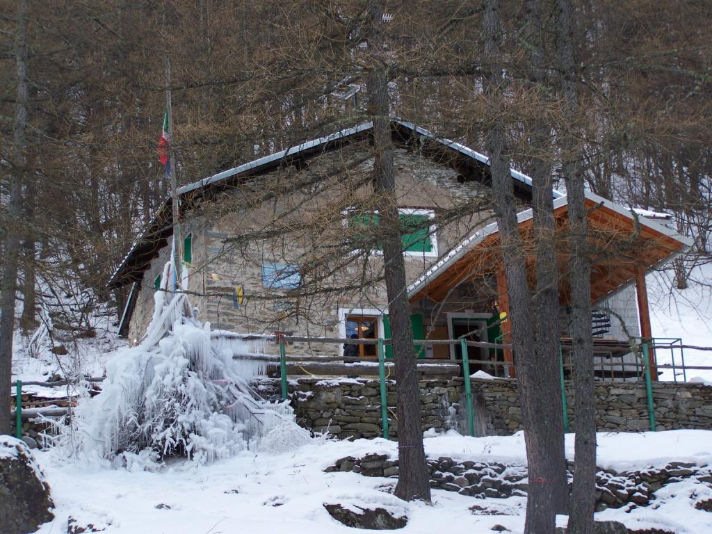 Val Gravio GEAT (Rifugio) anello da Adret e la Certosa di Monbenedetto 2010-12-19