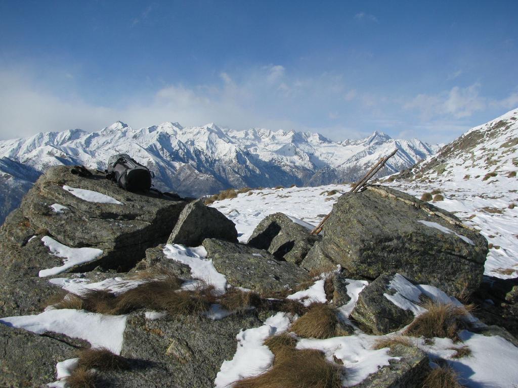 Panorama su M. Colombo-Lavina