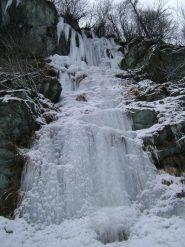 prima cascata del Brunel