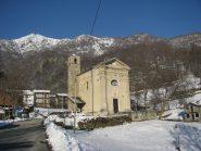 La Chiesa di Fracchiamo