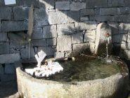 Presepe galleggiante a Traversella
