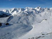 Grand Rochere e Monte Bianco